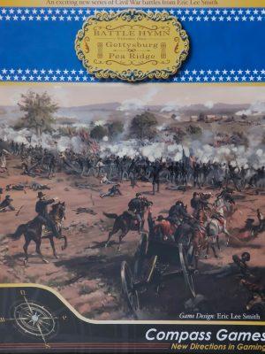 Battle Hymn Vol.1: Gettysburg & Pea Ridge