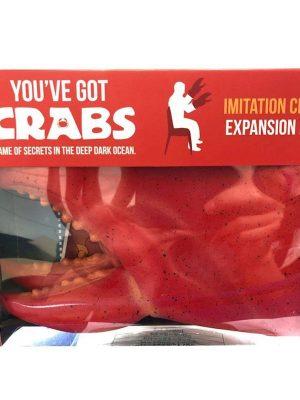 You've Got Crabs Imitation Crab Expansion Kit