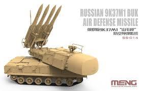 Russian 9K37M1 BUK Air Defense Missile System
