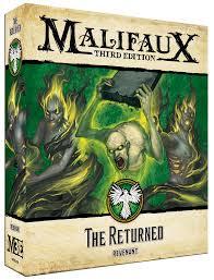 Malifaux 3E: The Returned Revenant