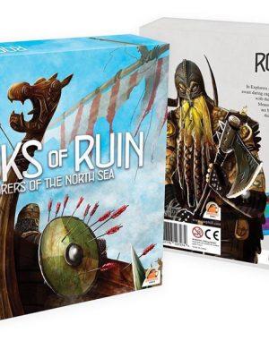 Raiders Of The North Sea: Rocks Of Ruin