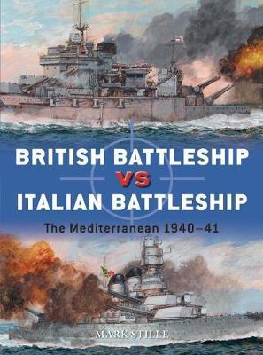 British Battleship vs Italian Battleship 1940-41