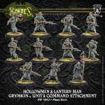 Grymkin Hollowmen & Lantern Man