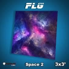 3x3 Space 2 Mat