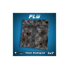 3x3 Stalingrad 15mm Mat