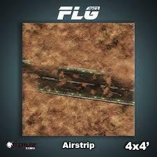 4x4 Airstrip Gaming Mat