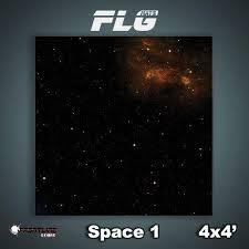 4x4 Space Gaming Mat