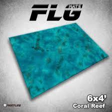 6x4 Coral Reef