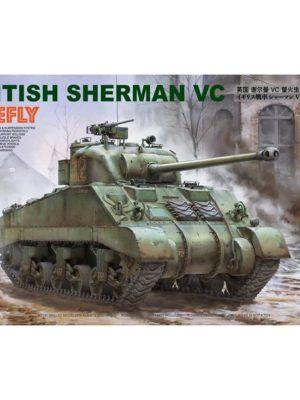 British Sherman VC Firefly