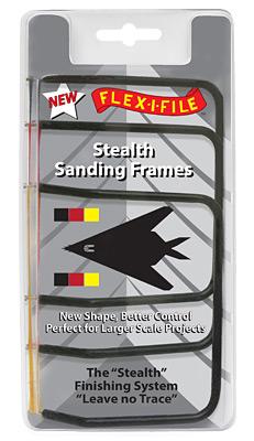 Stealth Sanding Frames