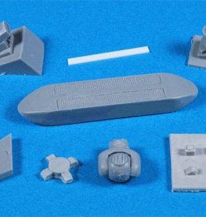 CH124 Gulf War Mods (1/48th)