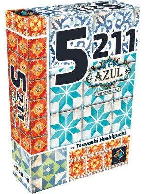 Azul: 5211 (A)