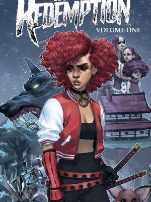 Lucy Claire: Redemption Vol 1
