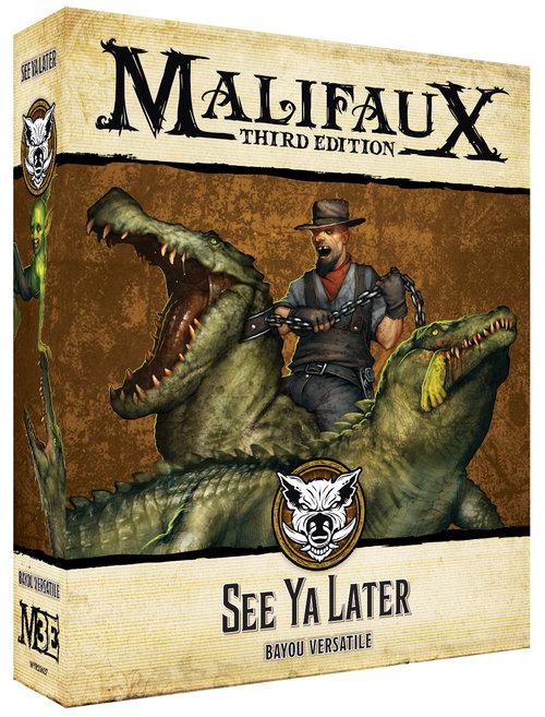 Malifaux 3E: See Ya Later Bayou Versatile