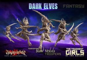 TGotG: Dark Elves Blood Vastals Troopers
