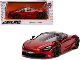 """""""Hyper-Spec"""" McLaren 720S - Red"""