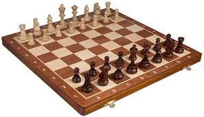 Tournament No.6 Chess Set