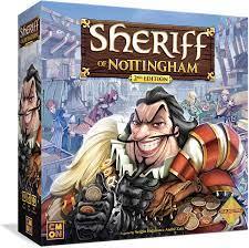 Sherrif Of Nottingham 2nd Edtion (A)