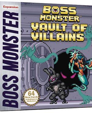 Boss Monster: Vault of Villains