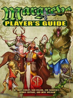 5e: Margreve Player's Guide