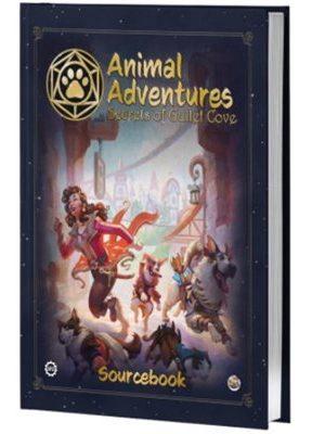 Animal Adventures: Secrets of Gullet Cove Sourcebook (L)