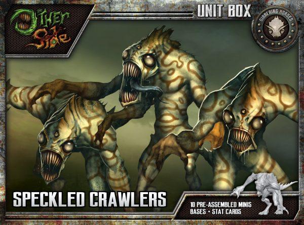 The Other Side: Gibbering Hordes- Speckled Crawlers