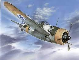 "Model 249 Buffalo ""Taivaan Helmi Over Finland"""