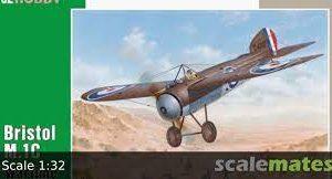 """Bristol M.1C """"Wartime Colours"""""""