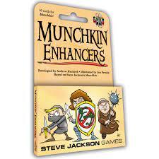 Munchkin: Enhancers