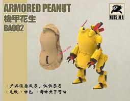 Mobile Armor- Armored Peanut