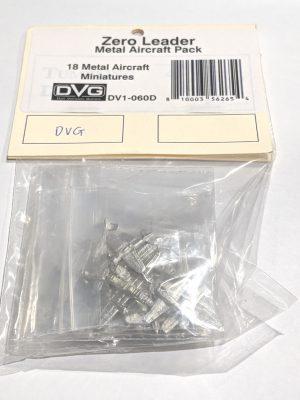 Zero Leader: Metal Aircraft Set