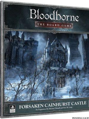 Bloodborne the Board Game: Forsaken Cainhurst Castle