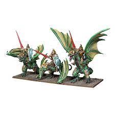 Kings Of War: Drakon Riders Regiment