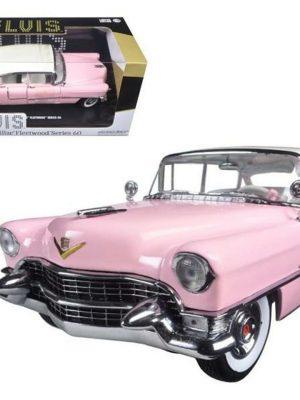 "1955 Cadillac Fleetwood Series 60 Pink ""Elvis"""
