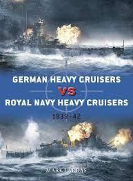 German Heavy Cruisers VS Royal Navy Heavy Cruisers 1939-42