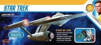 Star Trek U.S.S. Enterprise NCC-1701 Lighting Kit