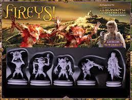 Jim Hensons Labrynth: Fireys Expansion