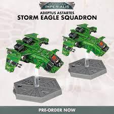 Aeronautica Imperialis: Storm Eagle Squad