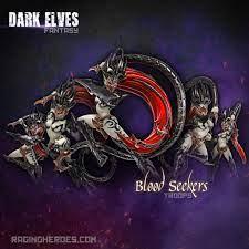 Dark Elves: Blood Seekers Troops