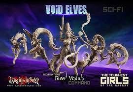 Void Elves: Blood Vestals Command