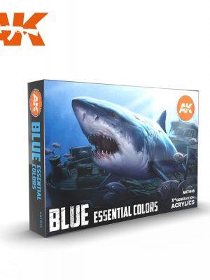 Essential Colors: Blue