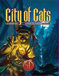 5e: City Of Cats