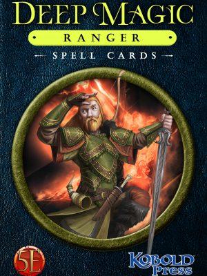 5e: Deep Magic Ranger Spell Cards